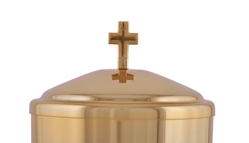Âmbula Dourada Miolo de Madeira 9119