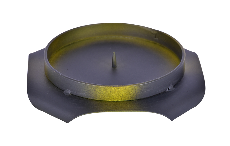Base de Ferro para Donzela