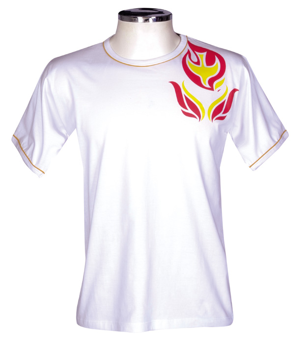 Camisa Crisma Branca Adulto S057