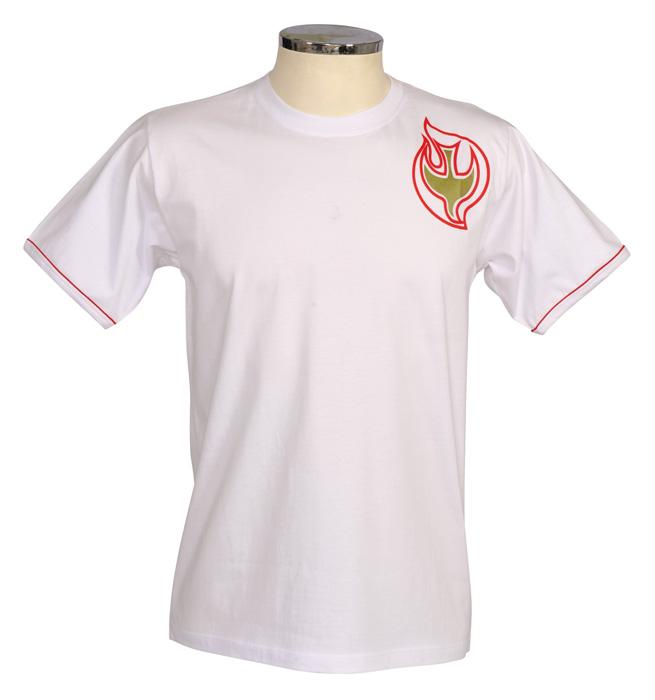 Camisa Crisma Branca Infantil S050
