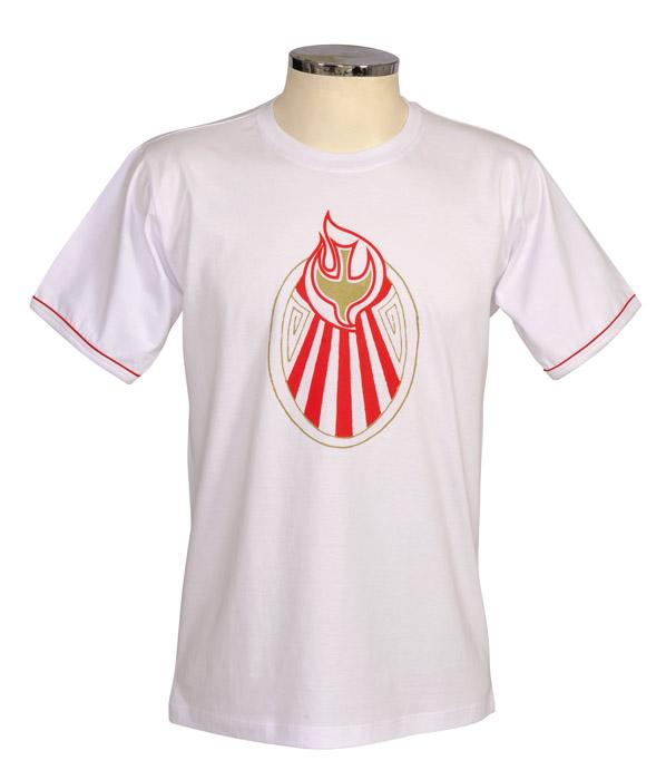 Camisa Crisma Branca Infantil S055