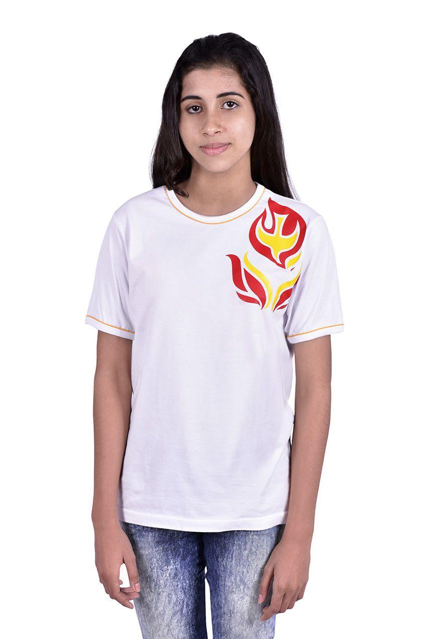 Camisa Crisma Branca S057