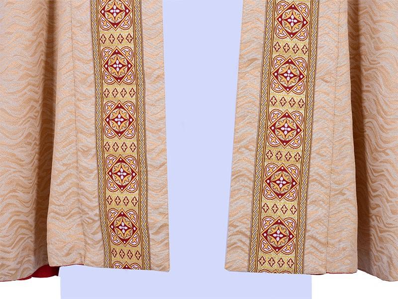 Capa de Asperges Adoração com Alamares CP504