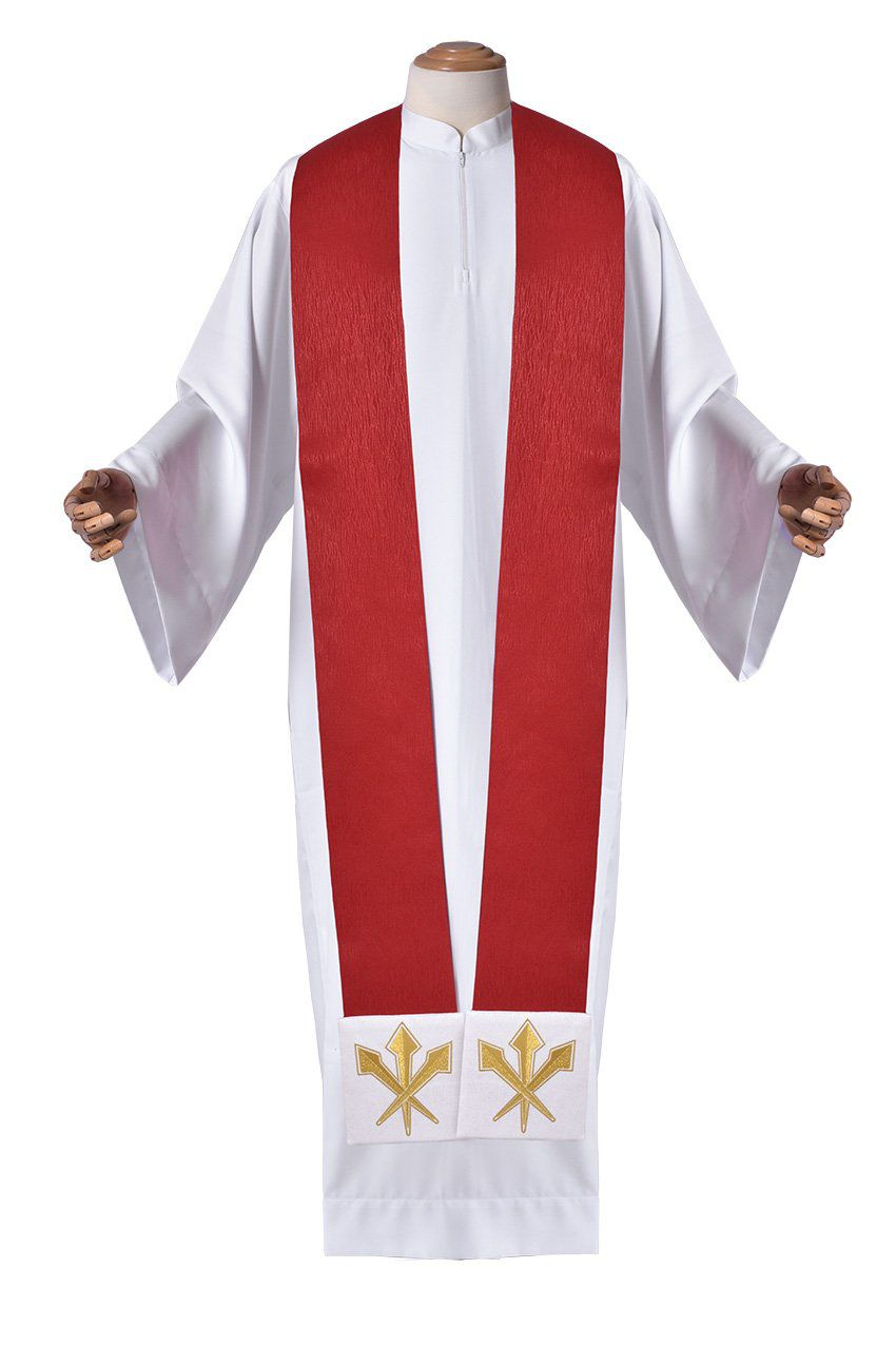 Capa de Asperges Cristo Rei CP264