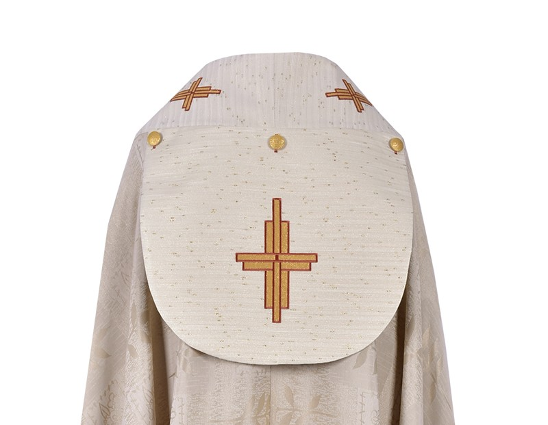 Capa de Asperges Jerusalém CP506