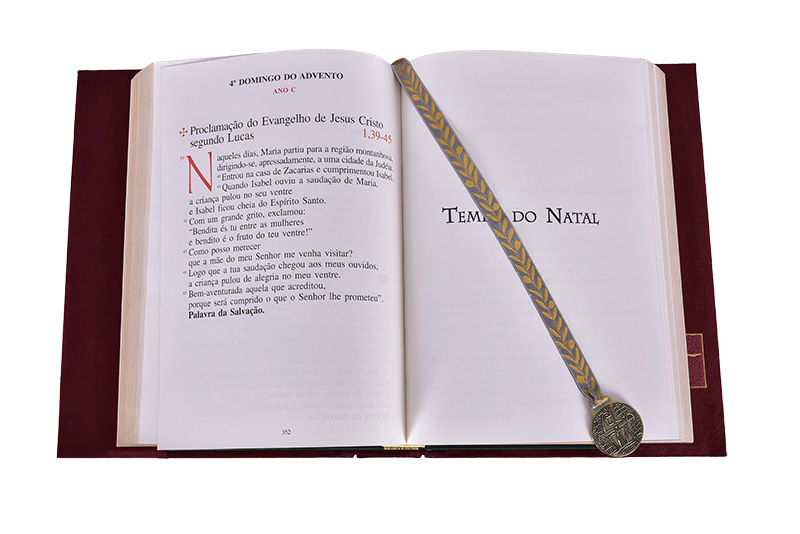 Capa Evangeliário Medievos Pantocrator AF003