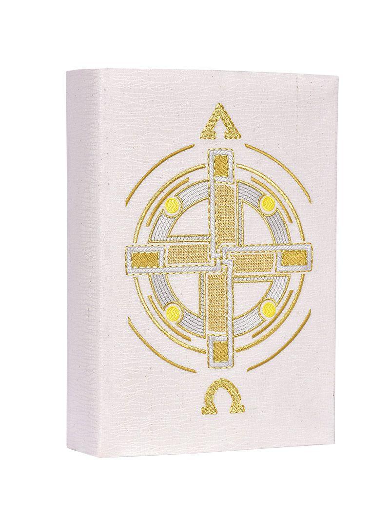 Capa de Evangeliário Christus Totus CE304