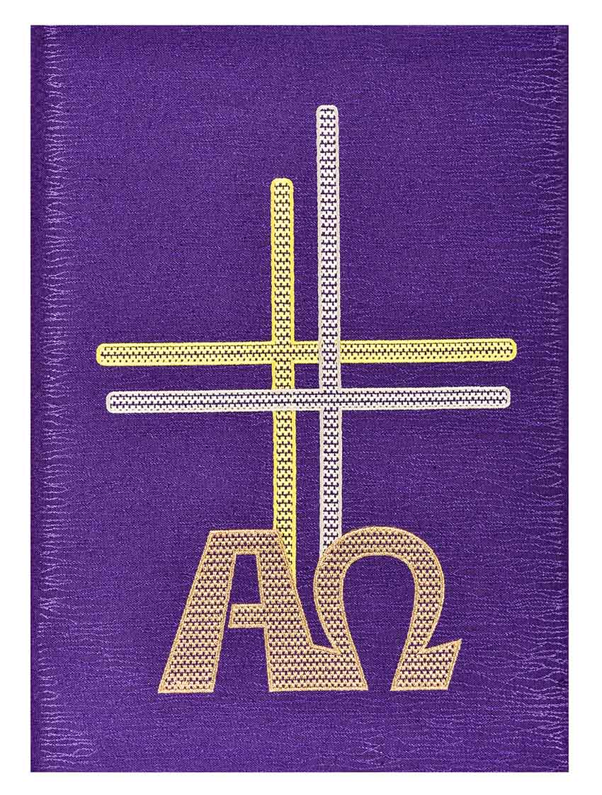 Capa de Missal Alfa e Ômega CM102