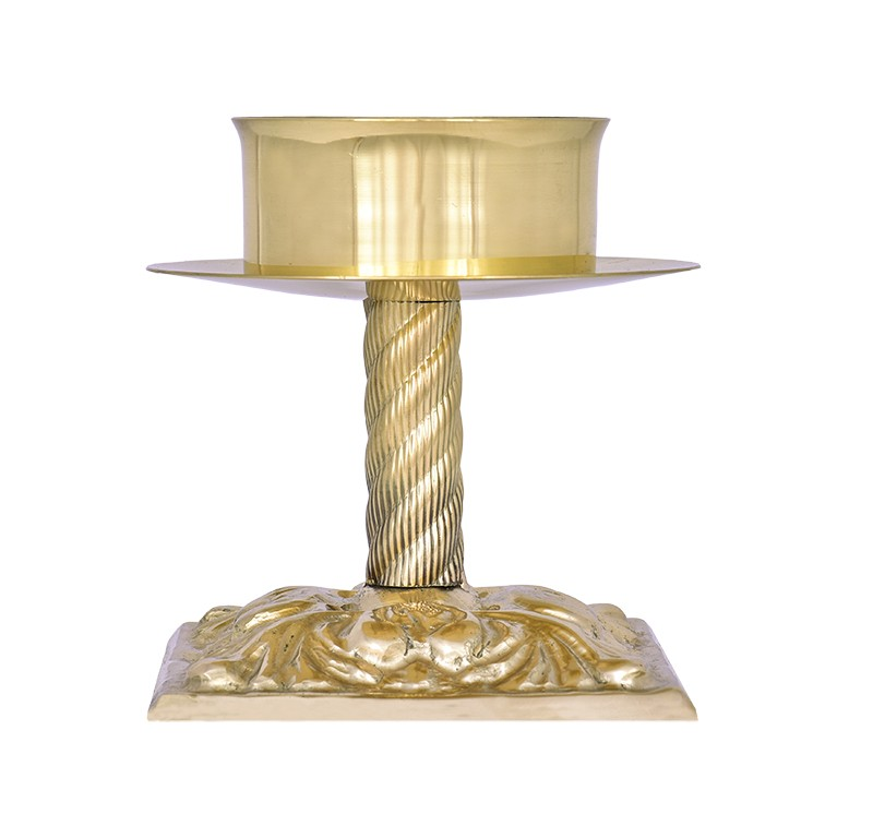 Castiçal Altar Modelo 1 15 cm
