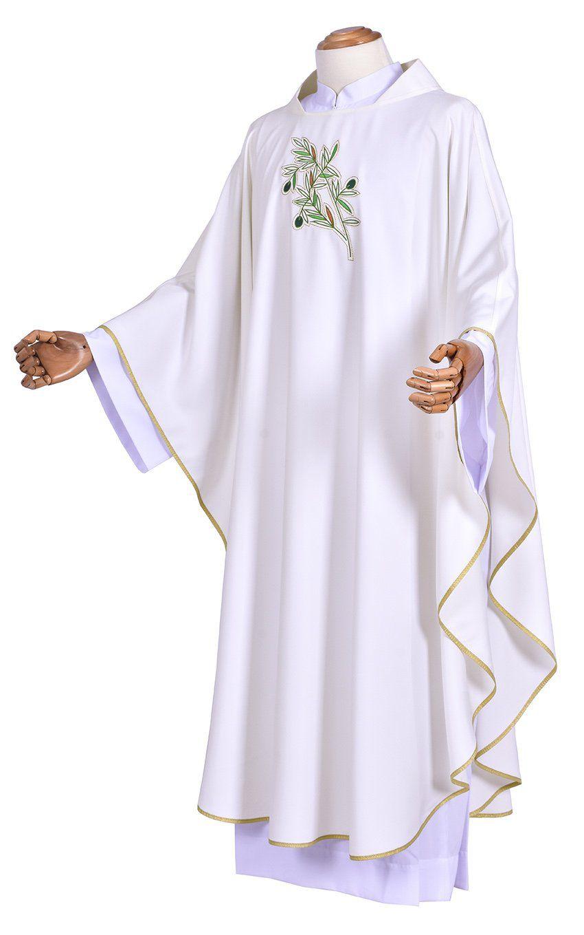 Casula Missa do Crisma Concelebrante CS061