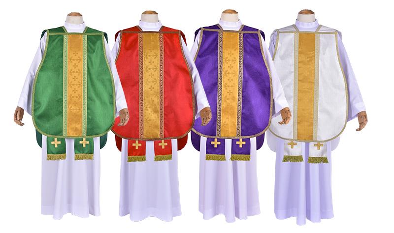 Casula Romana São Pio V - CS903