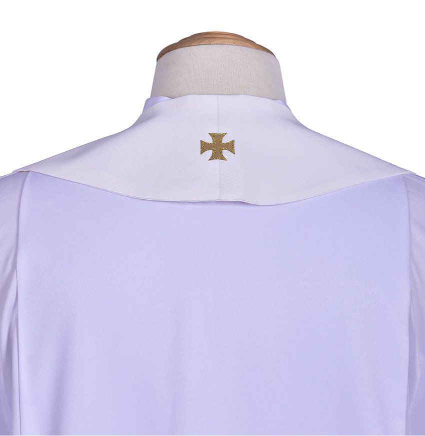 Coleção Missa do Crisma Sacerdotal com Casula Concelebrante e Estola Sacerdotal
