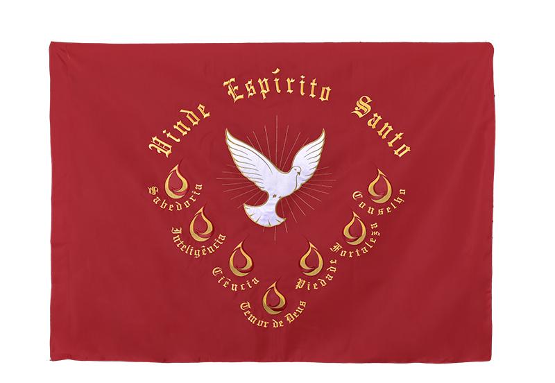 Conjunto Bandeira do Divino Espírito Santo, Haste 133 e Ponteira Simples 85