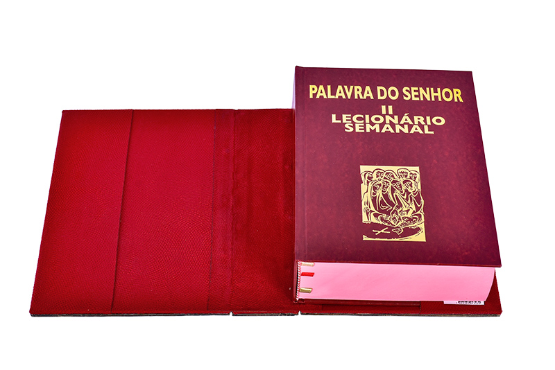 Conjunto Capa Lecionário AF201 com Lecionário Dominical - VOL l