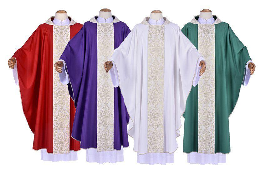Conjunto Casula São Marcos CS092 com 4 cores.