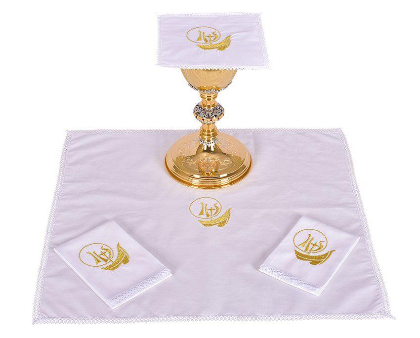 Conjunto de Altar Algodão Ano da Fé B156