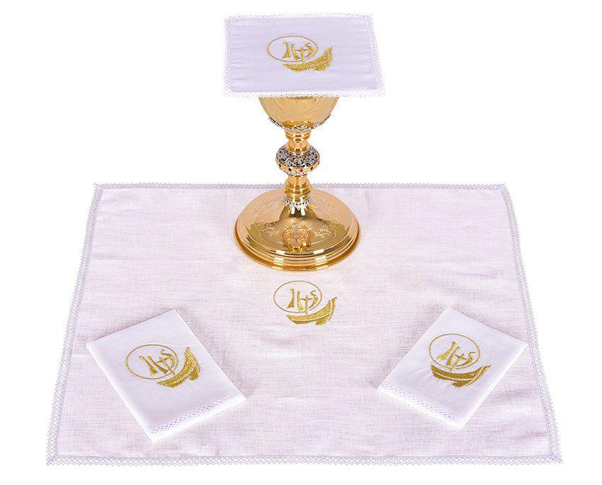Conjunto de Altar Linho Ano da Fé B156
