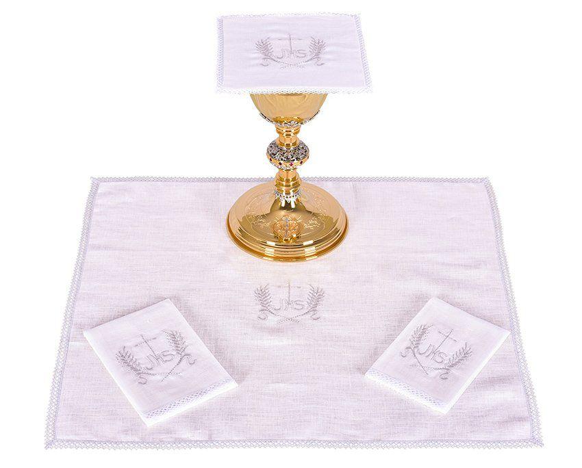 Conjunto de Altar Linho JHS B013