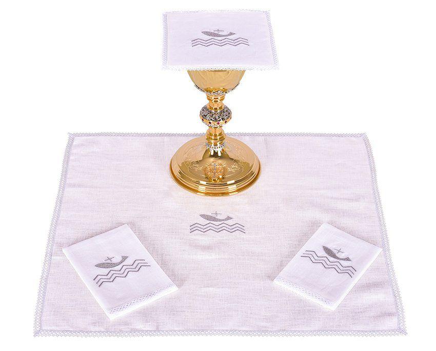 Conjunto de Altar Linho Papa Francisco B185