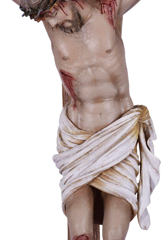 Crucifixo de Parede Fibra 79cm