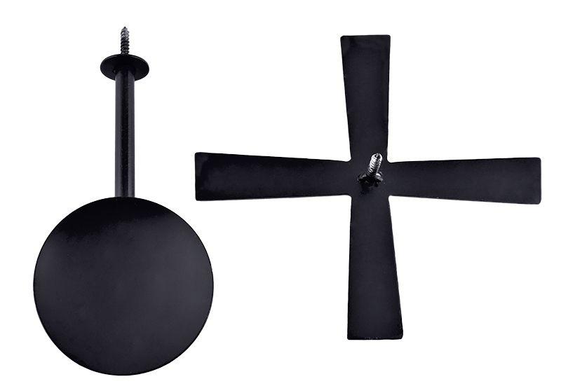 Cruz e Castiçal Dedicação de Igreja Ferro