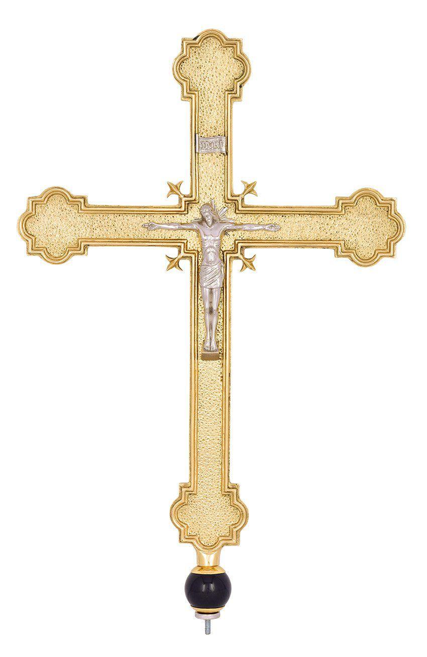 Cruz Processional Clássica Pequena 137
