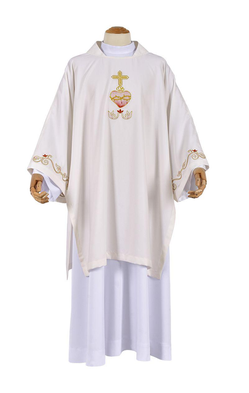 Dalmática Sagrado Coração DA139