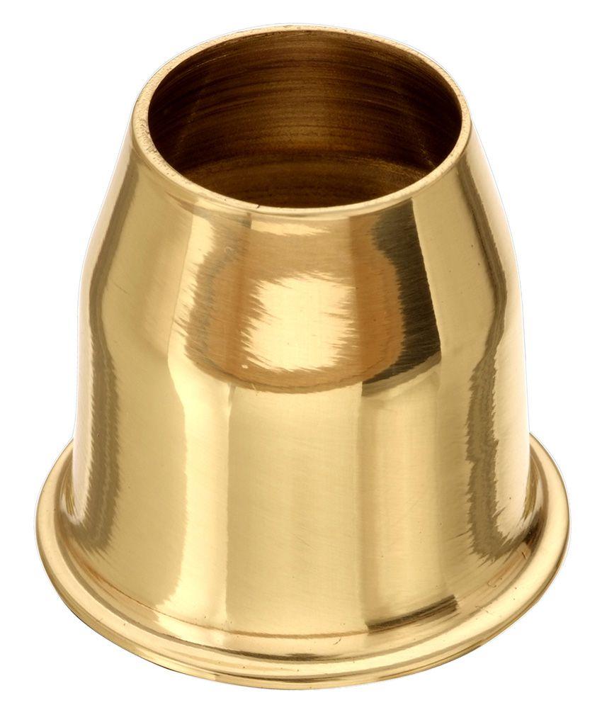 Economizador de Vela 30 mm Dourado
