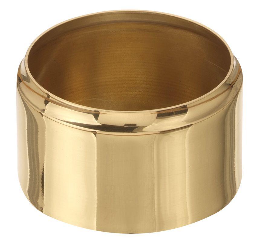 Economizador de Vela 80 mm Dourado