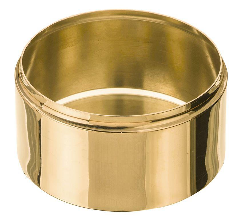Economizador de Vela 95 mm Dourado