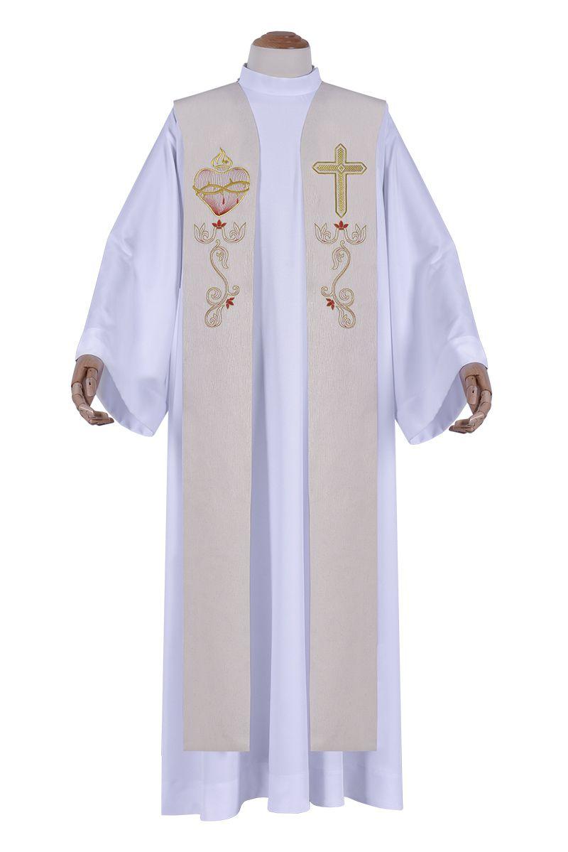 Estola Sacerdotal Sagrado Coração ES051