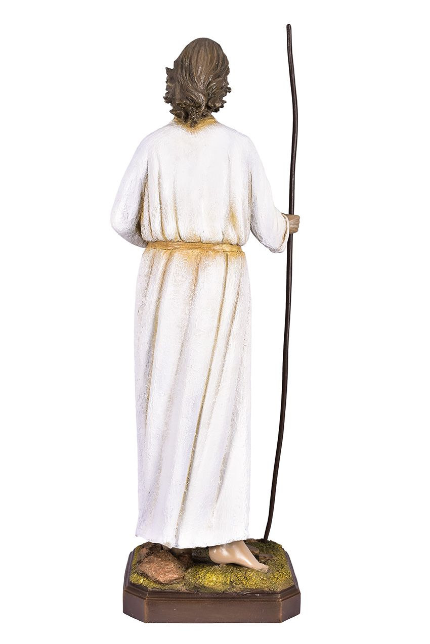 Imagem Bom Pastor Fibra 100cm