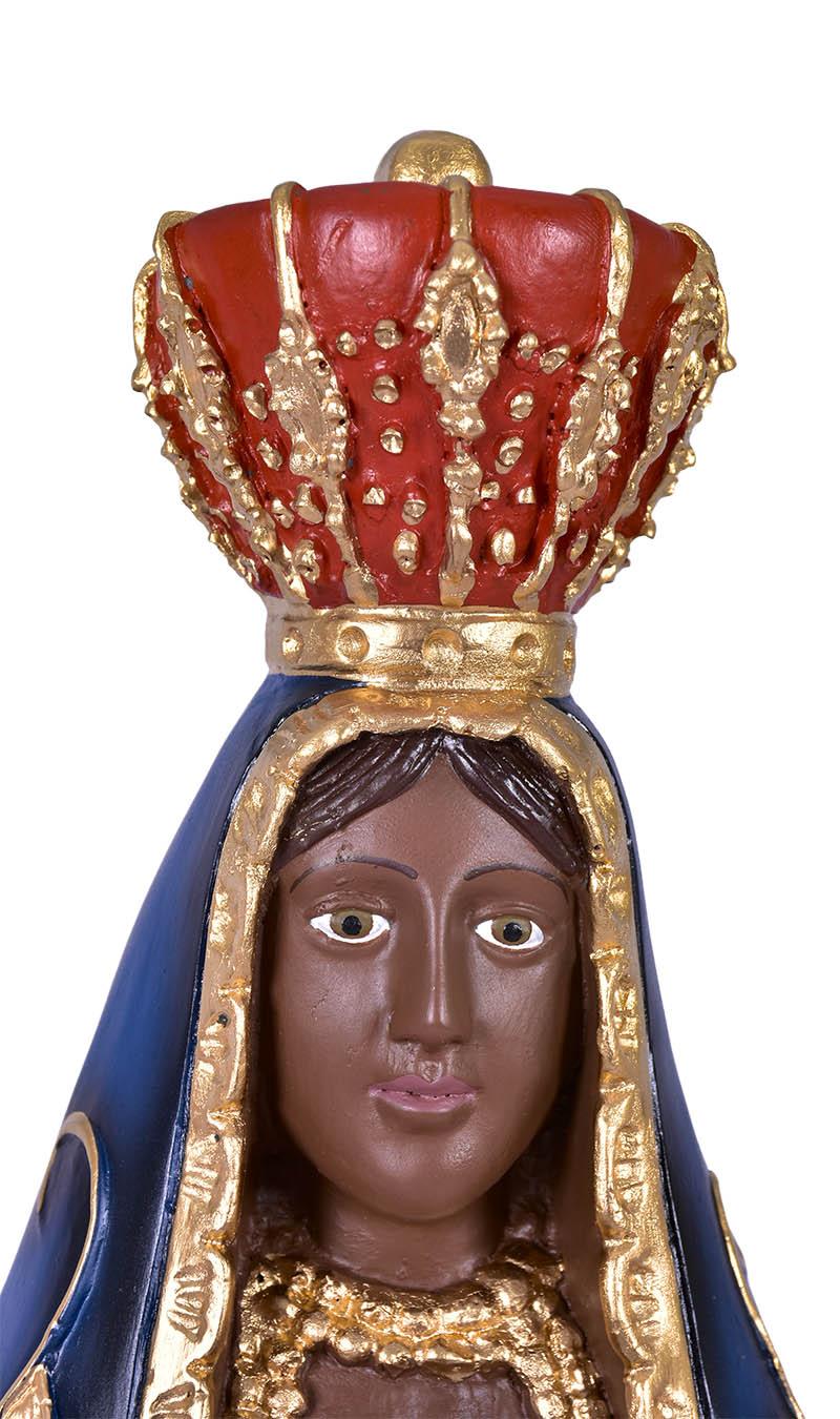 Imagem Nossa Senhora Aparecida Resina 60 cm