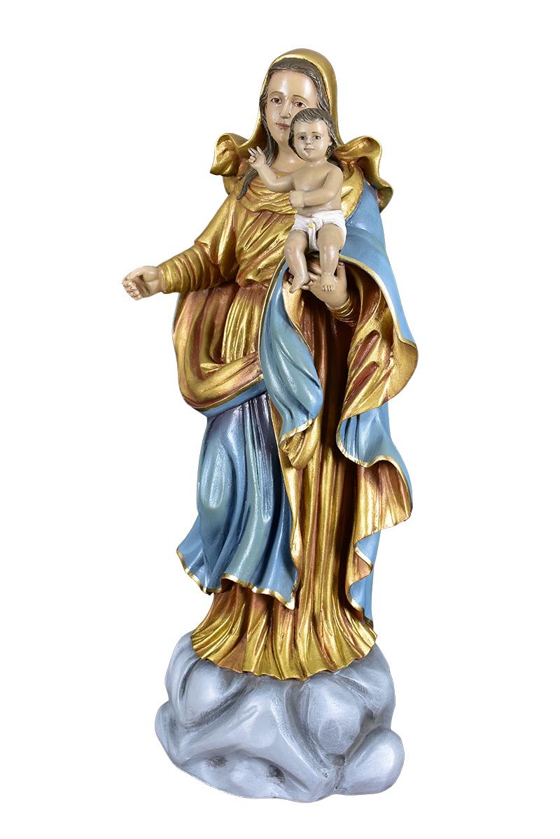 Imagem Nossa Senhora da Penha Fibra 80 cm