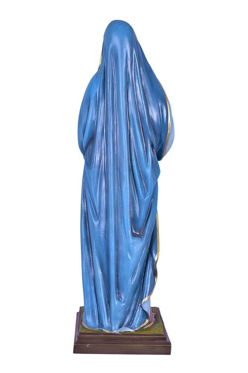 Imagem Nossa Senhora das Dores Fibra 100 cm