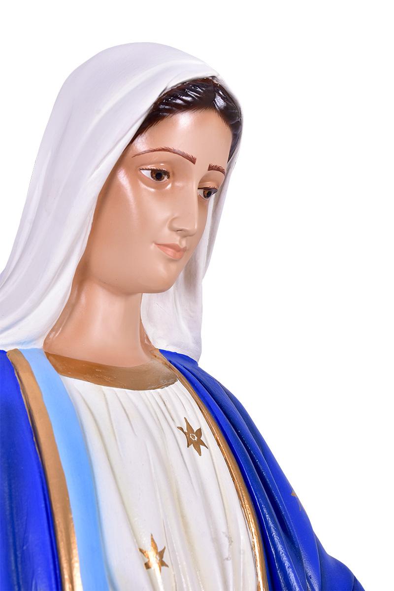 Imagem Nossa Senhora das Graças Resina 100 cm Modelo 1