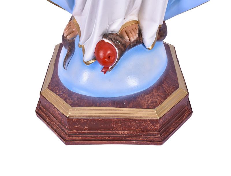 Imagem Nossa Senhora das Graças Resina 100 cm Modelo 2