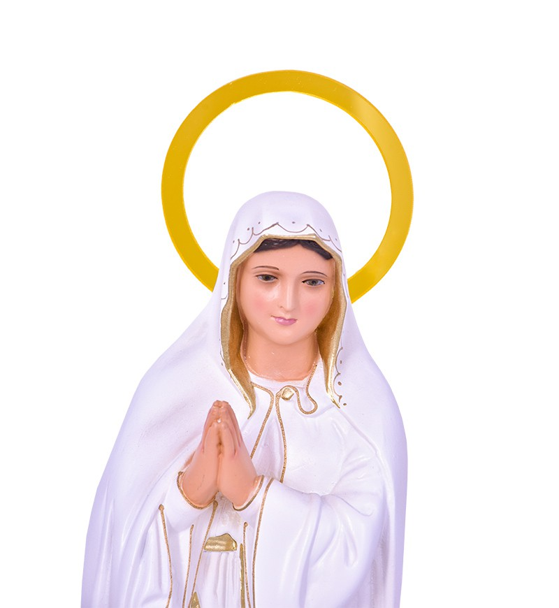 Imagem Nossa Senhora de Fátima com Pastores Durata 35cm