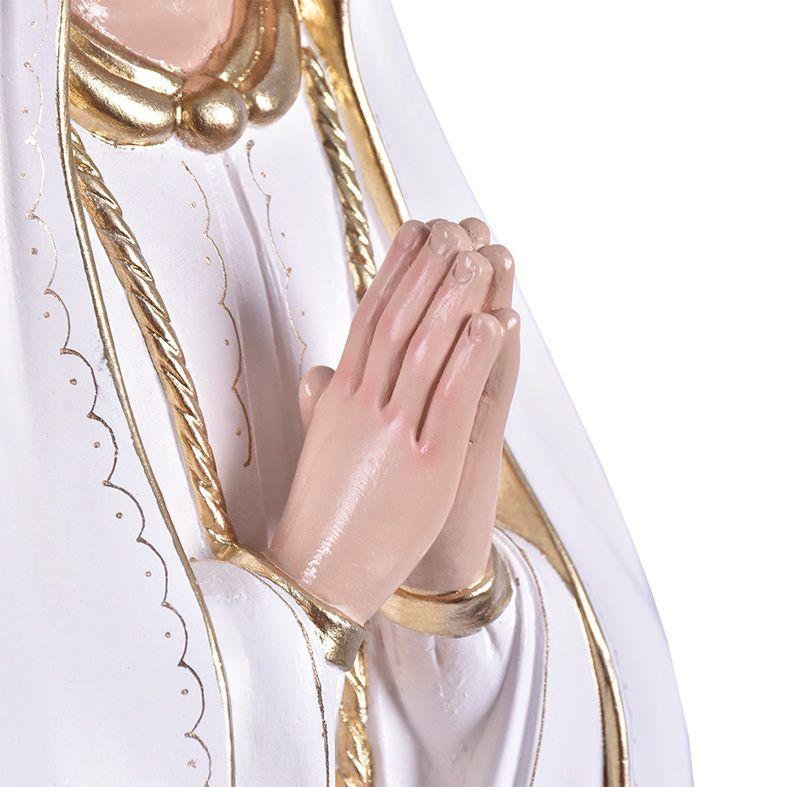 Imagem Nossa Senhora de Fátima Durata 60cm