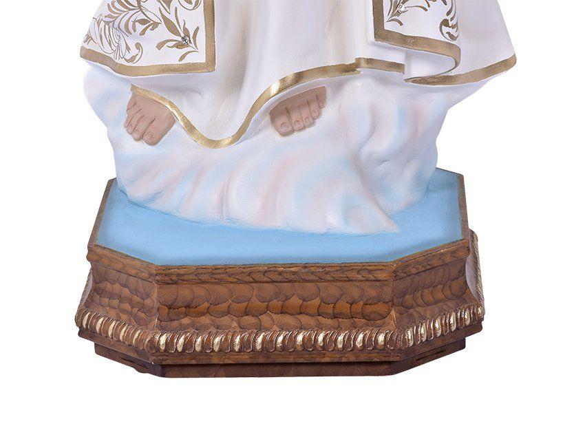 Imagem Nossa Senhora de Fátima Durata 80 cm