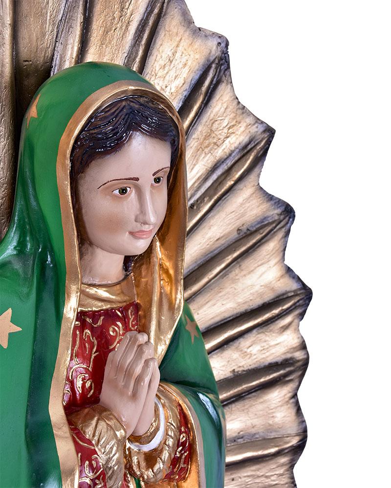 Imagem Nossa Senhora de Guadalupe Resina 125cm