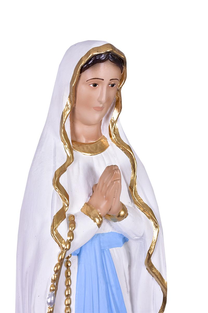 Imagem Nossa Senhora de Lourdes Resina 60 cm