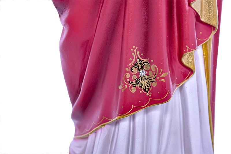 Imagem Sagrado Coração de Jesus Durata 40cm