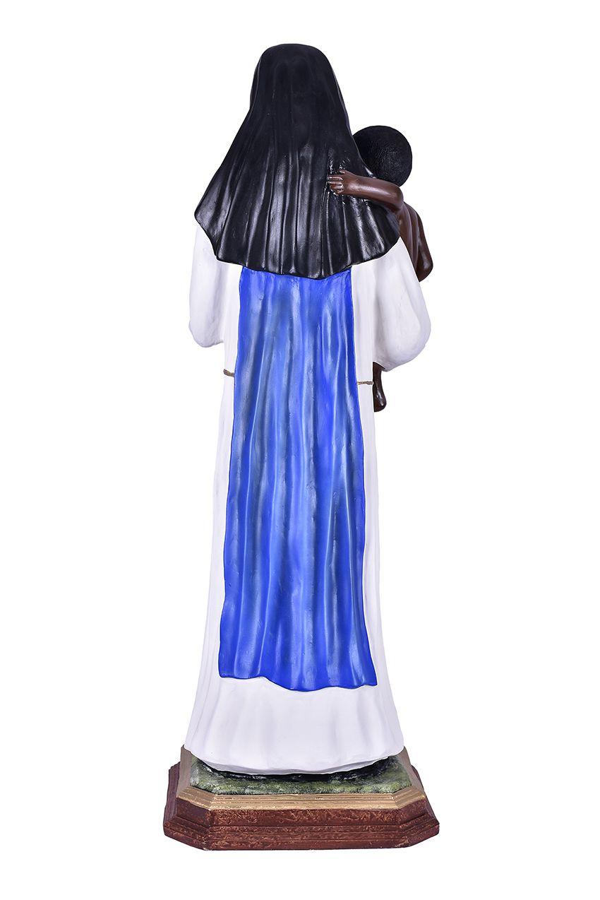 Imagem Santa Dulce dos Pobres Resina 106cm