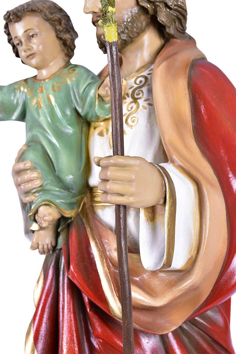 Imagem São José Fibra 100 cm