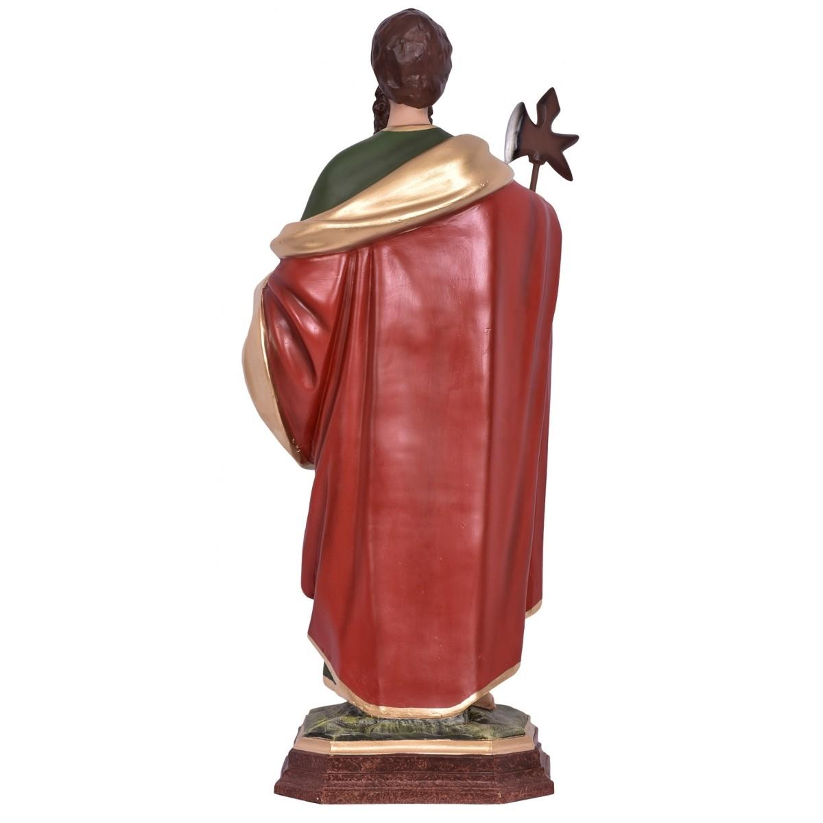 Imagem São Judas Tadeu Resina 80cm