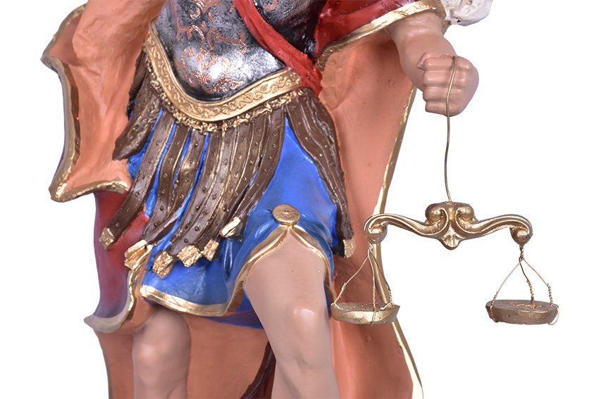 Imagem São Miguel Resina 80cm