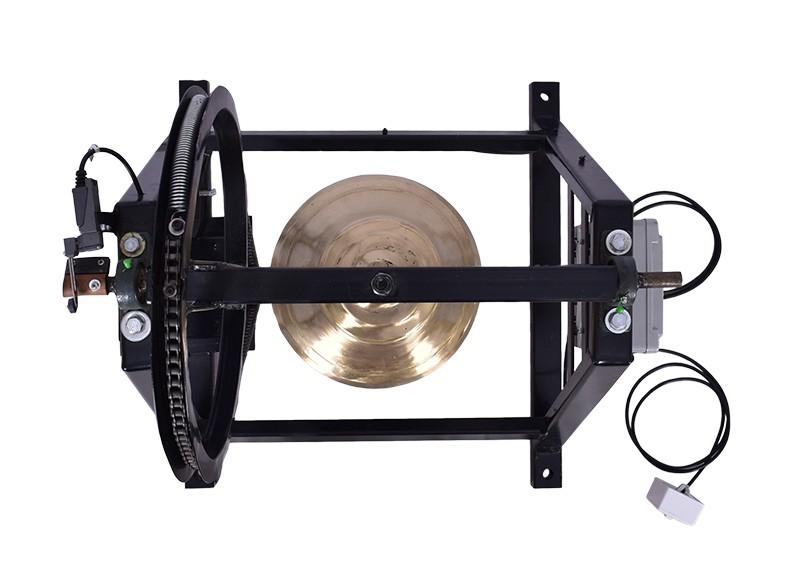 Sino Bronze 26kg com Cavalete, Contra Peso e Automação