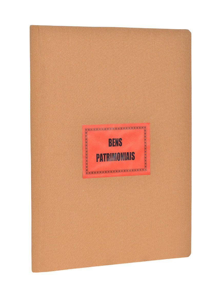 Livro de Registro de Bens Patrimoniais