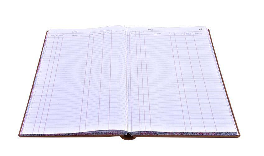 Livro de Registro de Missa